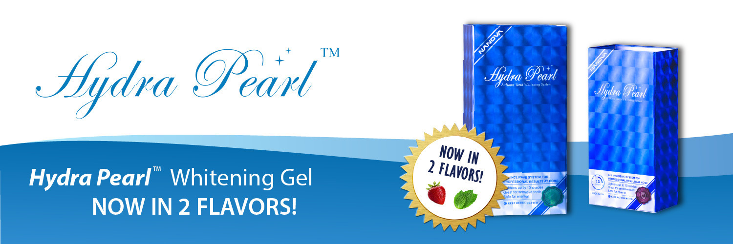 HydraPearl Teeth Whitening